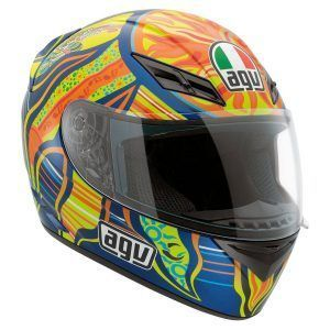 AGV K3 5-Continents -Cascos para moto deportiva