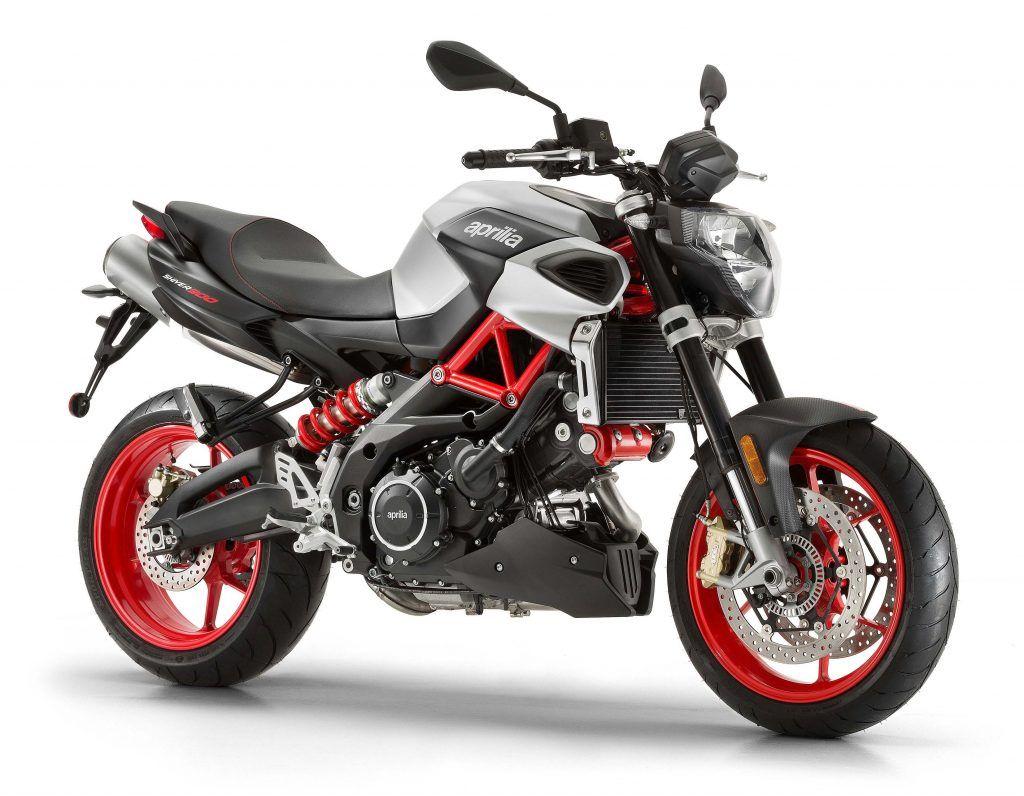 Aprilia Shiver - Mejores motos para comprar en 2018