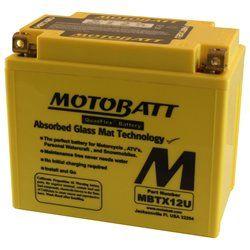 Bateria para moto Buell lightining