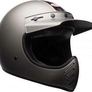 Bell Full Face - Cascos para motocicleta vintage