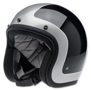 Biltwell Gloss Tracker Brendes Bonanza - Cascos para motocicleta