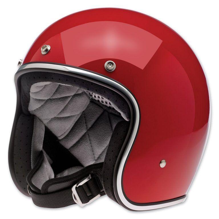 Cascos para moto - open face - Biltwell Sangre Brendes Bonanza Open-Face