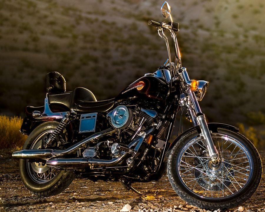 Motos modificadas chopper