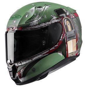 HJC Full Face RPHA-11 Pro Boba Fett Cascos para moto