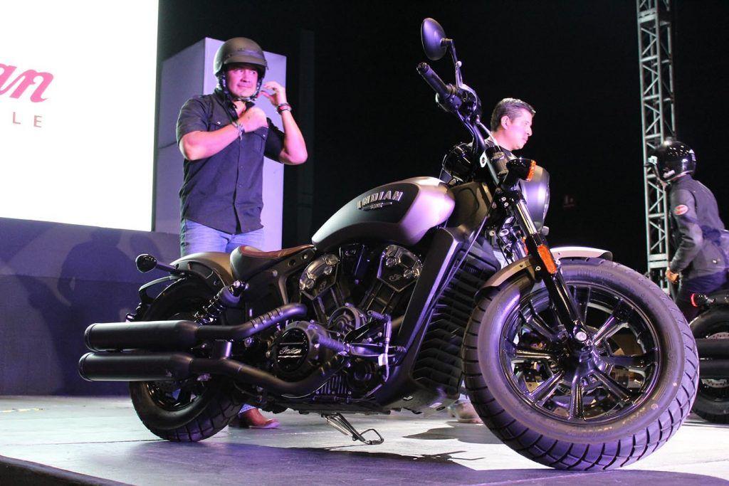 Indian Scout bobber - Mejores motos para comprar en 2018