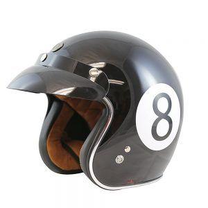 TORC (T50 Route 66) 3/4 - Casco para moto retro