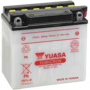 Yuasa YUAM2273Y YB7L-B Battery