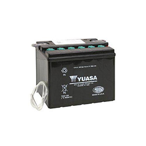 Yuasa batería de yhd-12h rendimiento