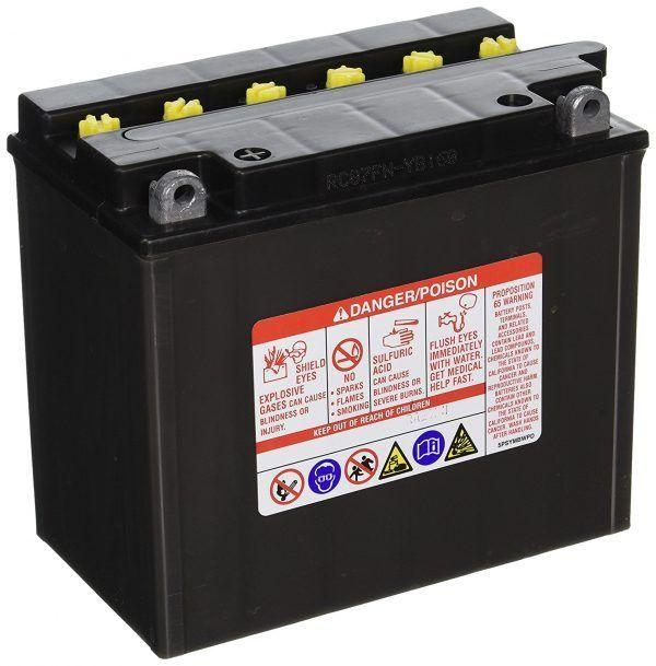 Yuasa yuam2216y YB16-B batería, Batería, Multi Color, YB16-B