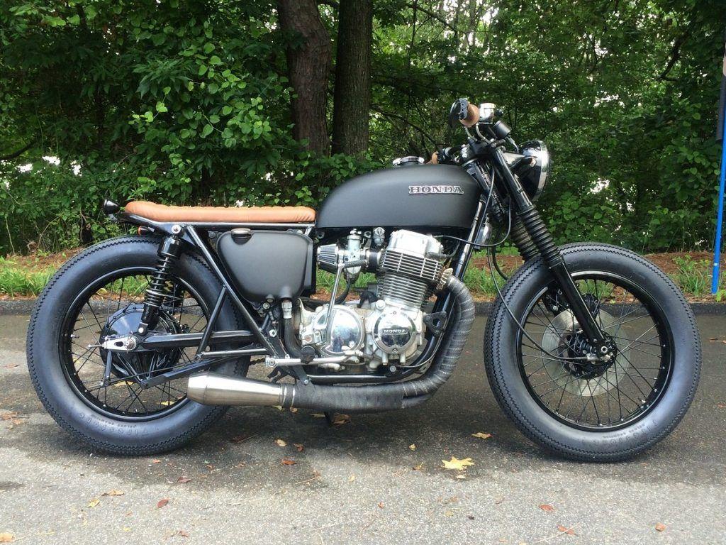 motos modificadas Brat