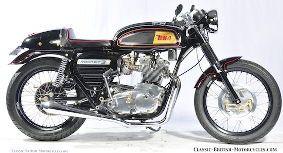 motos modificadas cafe racer