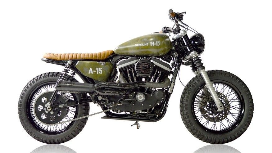 motos modificadas scrambler 2