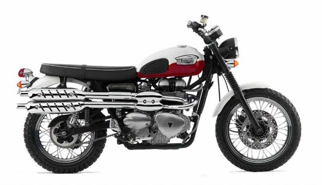 motos modificadas scrambler