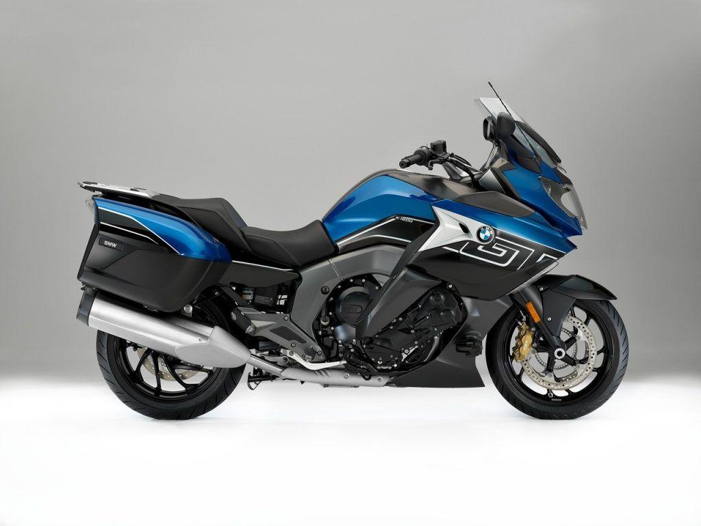 Tipos de motos - Gran Turismo