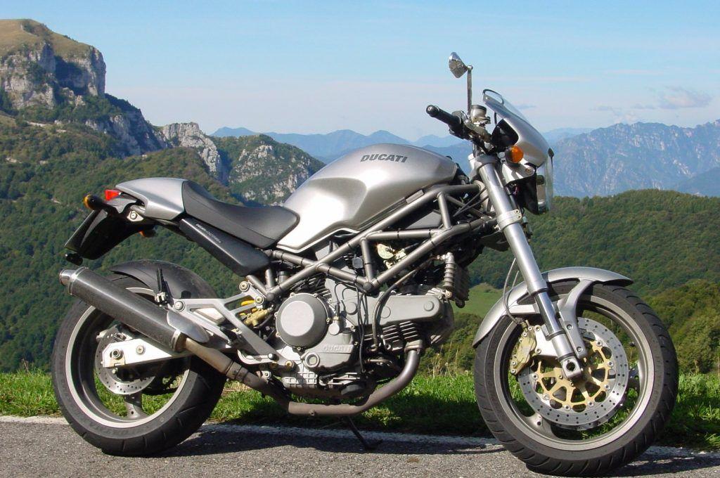 Tipos de motos - Naked