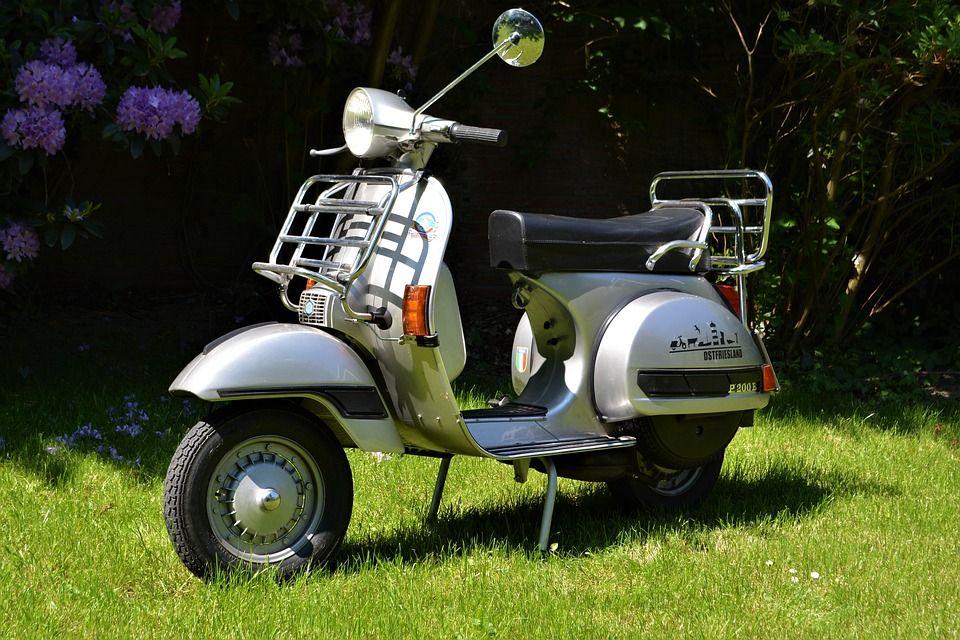 Tipos de motos - Scooter