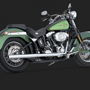 Vance Hines y Softail duals
