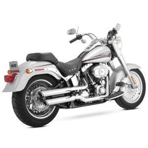 Escapes para moto - Vance and Hines Round