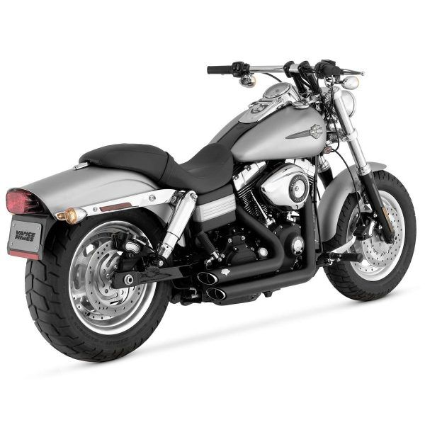 Vance and Hines Shortshots Staggered Full System