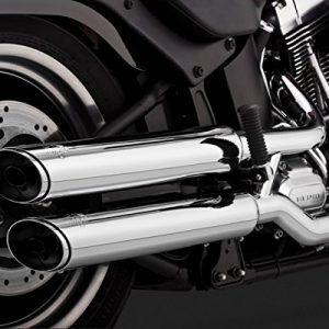 Escapes para moto - Vance y Hines CE individual Slash Slip-Ons