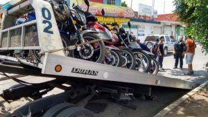 Reglamento de tránsito para motos
