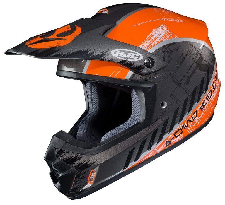 cascos enduro y off-road para moto