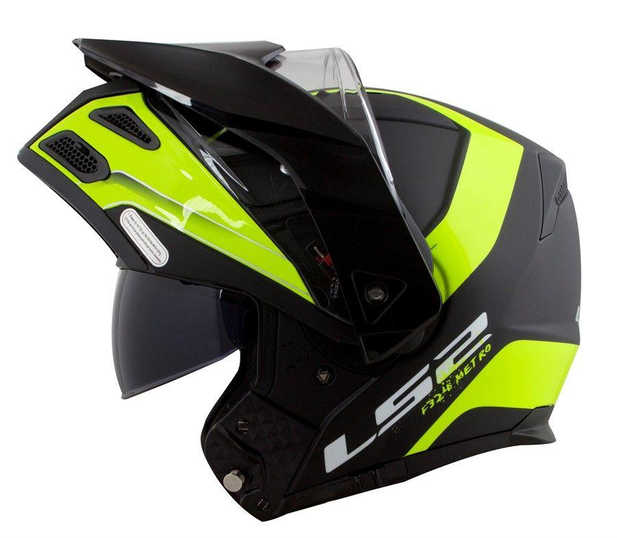mejores cascos abatibles - LS2