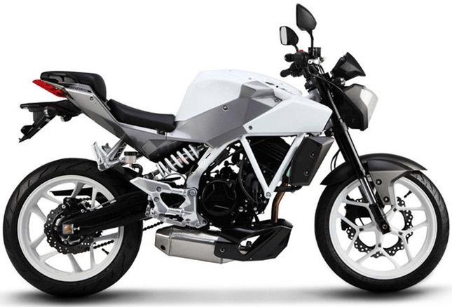 Motos naked -2