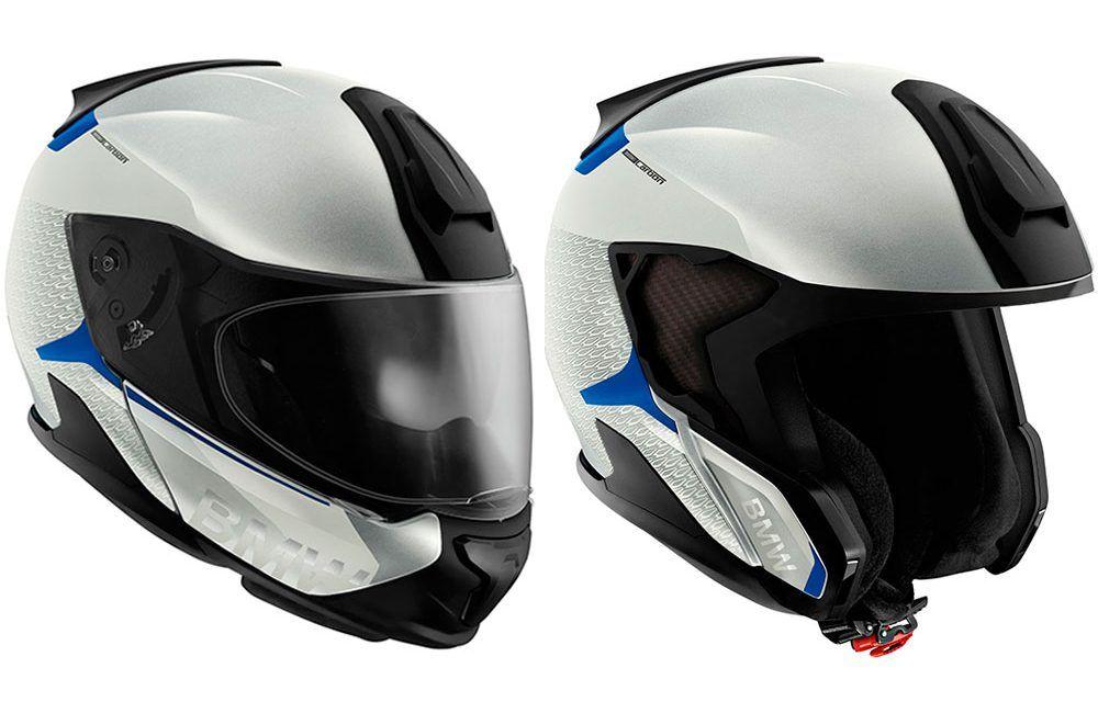 b5584f73fe9dc Brinda la posibilidad de incorporar sistema de intercomunicador de acuerdo  a la marca. Este casco bmw por su aerodinámica y aerocústica de altura.