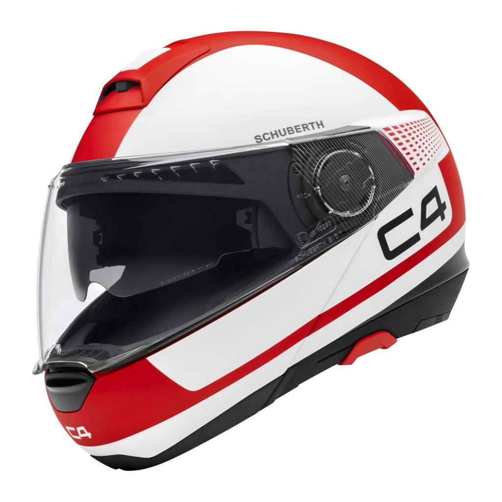 Mejores cascos abatibles - Schuberth C4