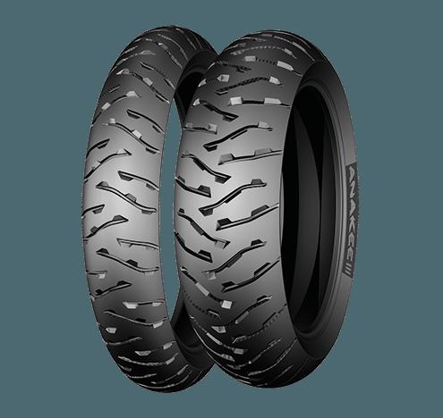 Llanta Michelin Anakee 3 - Para moto BMW