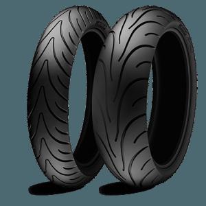 llanta Michelin Pilot Road 2- para moto deportiva