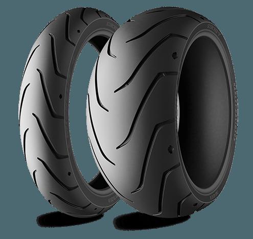Llanta Michelin Scorcher 11 para moto