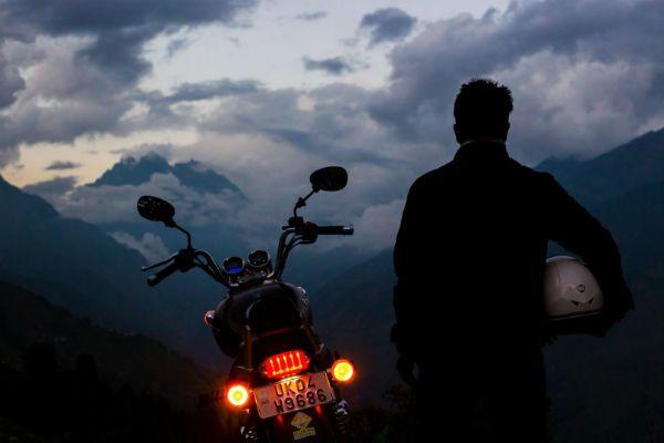 Motorizado viajero