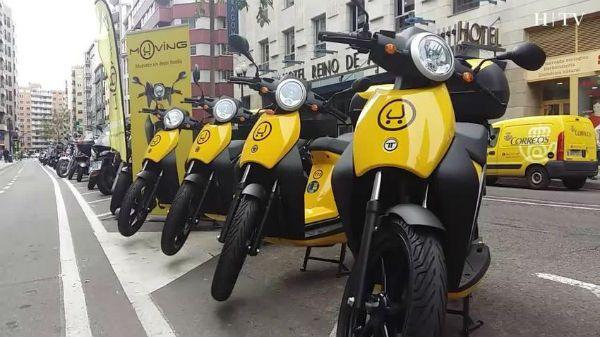 Alquiler de motos electricas
