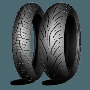 Llanta Michelin Pilot Road 4 - Deportiva
