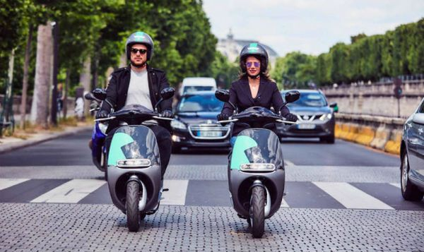 Motos electricas un transporte sostenible