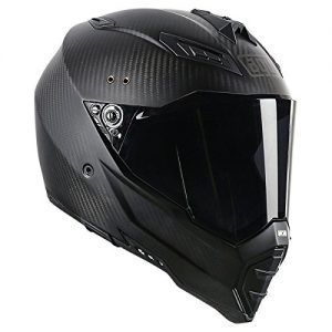 Casco Integral AGV AX-8 Evo Carbono