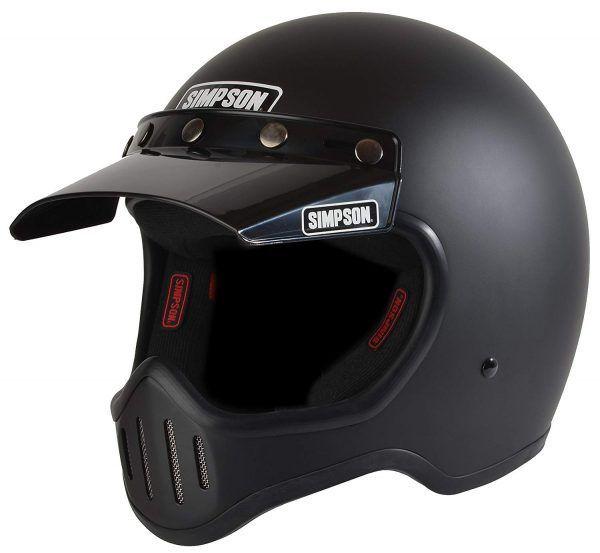 Cascos de motocicleta Simpson M50