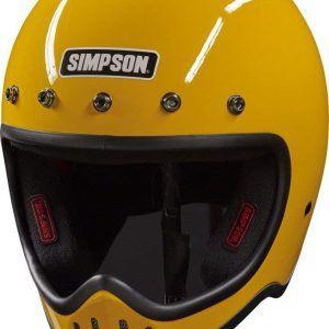 Cascos para moto - Simpson M50 Dot